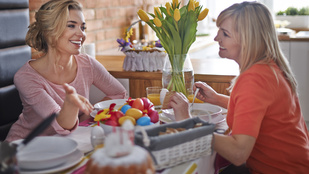 Néhány tipp, hogy elkerülje a húsvéti kajakómát és túlevést