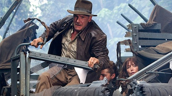 Spielberg egyik régi barátja írja az Indy 5-öt