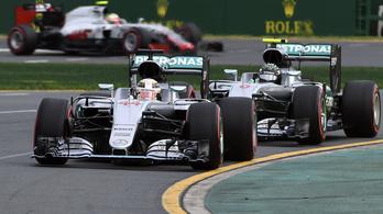 Mercedes: Nagyon bizarr helyzetben vagyunk
