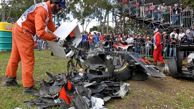 Vad Ausztrál GP-vel tért vissza az F1