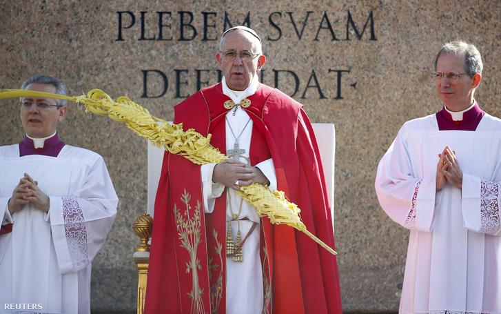 2016-03-20T103851Z 136340652 GF10000352733 RTRMADP 3 POPE-PALMSU
