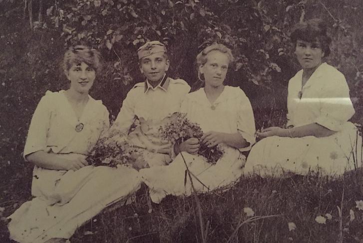 A négy Gmelin-gyerek