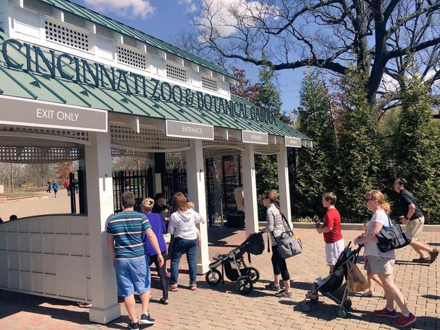 Fotó: Cincinnati Zoo & Botanical Garden