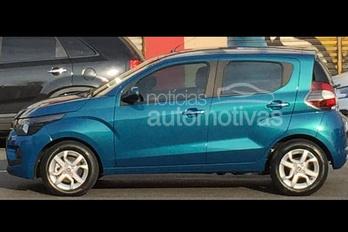 Képen a Fiat új kisautója