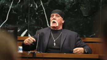 Újabb 25 millió dollárt ítéltek meg Hulk Hogannek