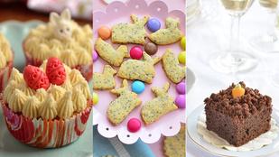 15 húsvéti édesség a répatortától a csokitojásig
