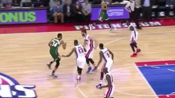 1 az 5 ellen? Az NBA görög szörnyének nem gond