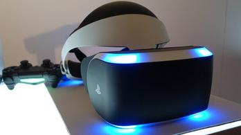 A Sony fejest ugrik a virtuális valóságba