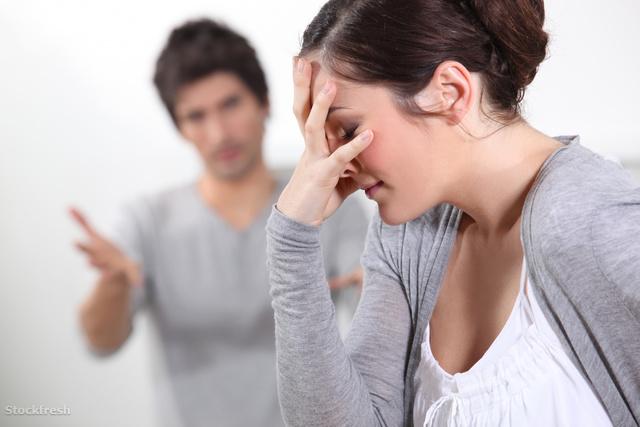 párkapcsolat szakítás veszekedés