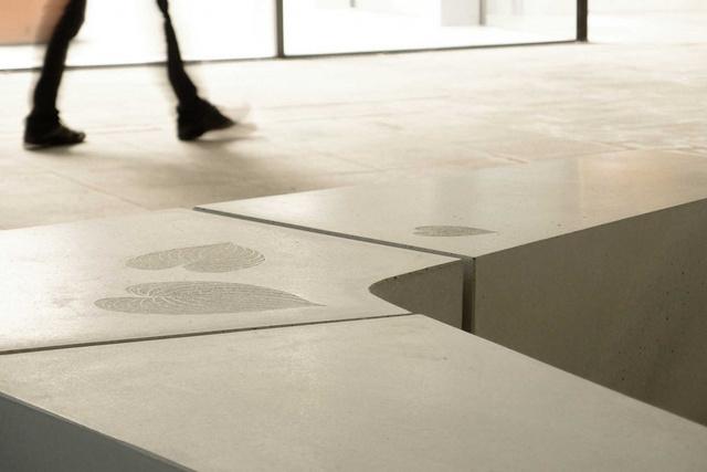 Grafikák a betonban.