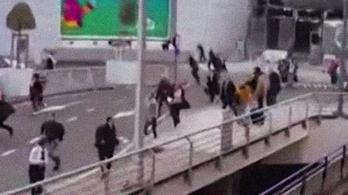 Így robbant Brüsszel: összefoglaló videó