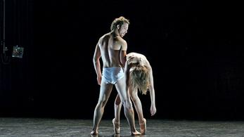 Pofátlanul őszinte tánc a szerelemről