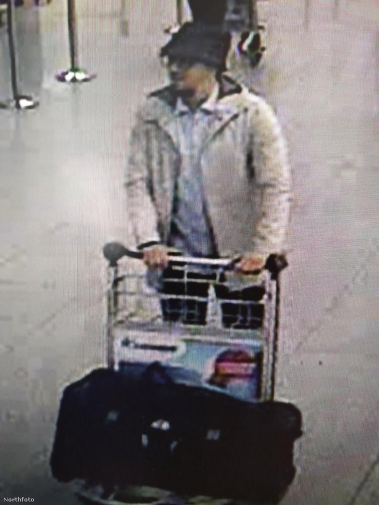 Laachraoui a robbanások előtt elhagyta a repülőteret, azóta is keresik.