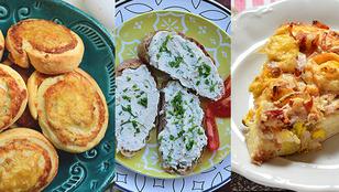 Kedvenc húsvéti receptjeink sonkától kalácsig, és azon túl