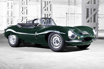 Venne vadiúj, 59 éves Jaguart?