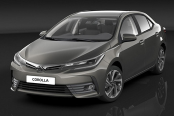 Átalakul az európai Toyota Corolla