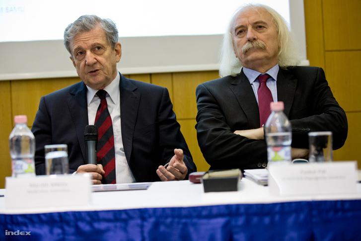 Maróth Miklós és Fodor Pál