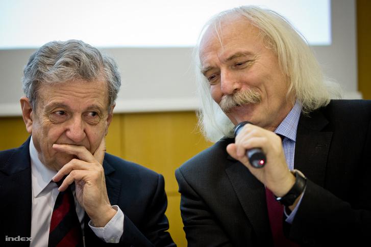 Maróth Miklós, Fodor Pál