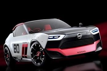 Nem lesz olcsó Nissan sportkocsi