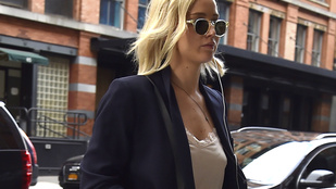 Jennifer Lawrence ennyire még sosem volt hétköznapi