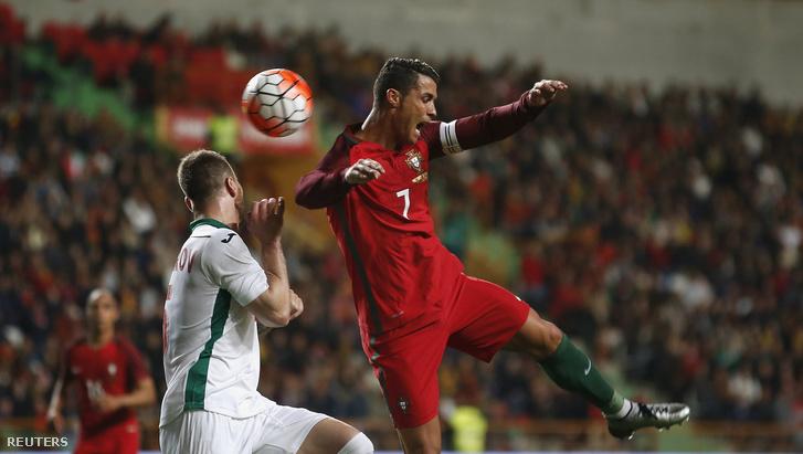 Ronaldo vs Budorov