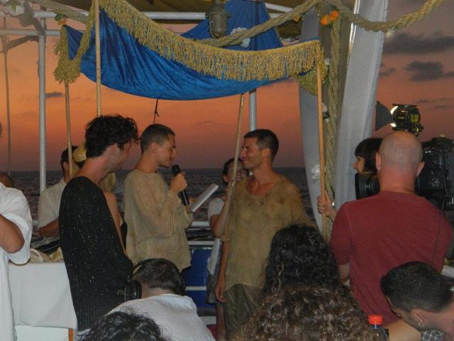 Kristófék esküvője