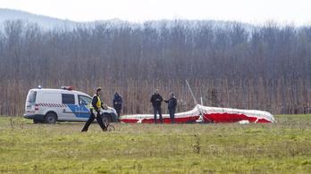 Két gyalogsárkány ütközött Zalaegerszegen