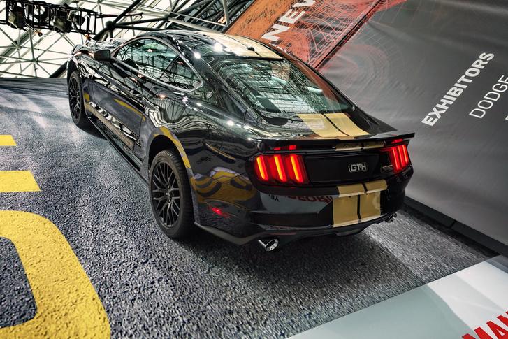 Csak 140 ilyen Mustang Shelby GT-H készül majd
