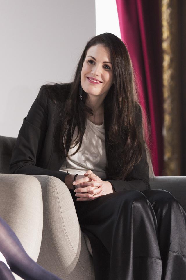 Anna Gedda, a H&M fenntarthatóságért felelős vezetője