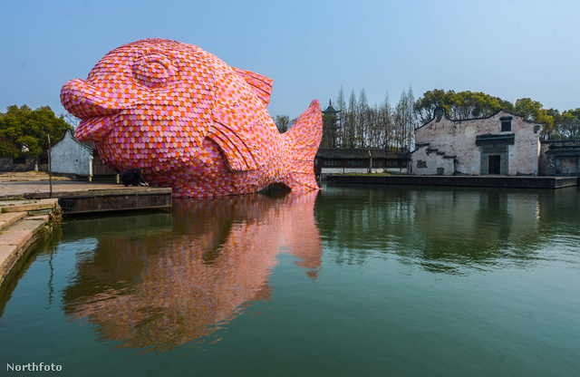 Egy nemzetközi kortárs művészeti kiállításra készült.