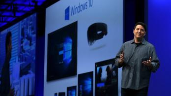 Júliusban érkezik a Windows 10 éves frissítése