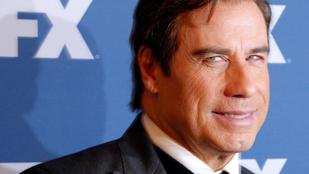 John Travolta arcának átalakulása újabb állomáshoz érkezett