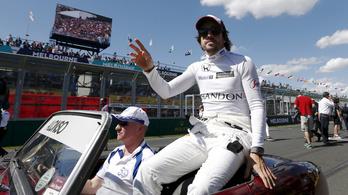 Alonso nem indulhat a hétvégi Bahreini GP-n