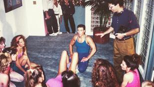 Van Damme a kilencvenes évek lábai között nosztalgiázik