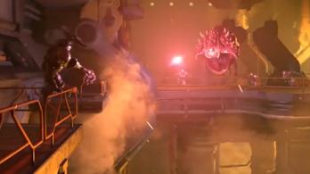Látványos trailert kapott a Doom
