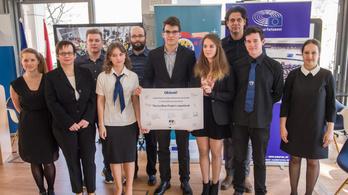 Amszterdami utazást nyertek a Diák rEporters győztesei