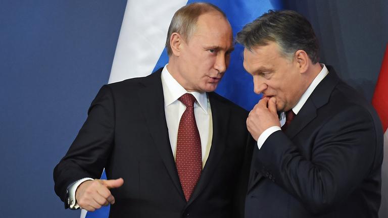 Ömlik az orosz propaganda, és sokáig észre sem vettük