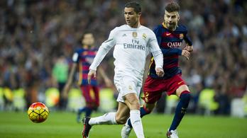 Jön a Barca–Real rangadó, ami most csak sörmeccs