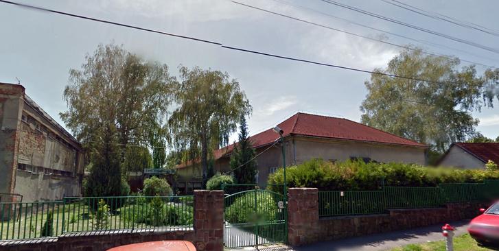 A kaposvári Zita Speciális Gyermekotthon.