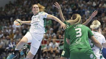 A Győr egy meccs után készülhet a Final Fourra