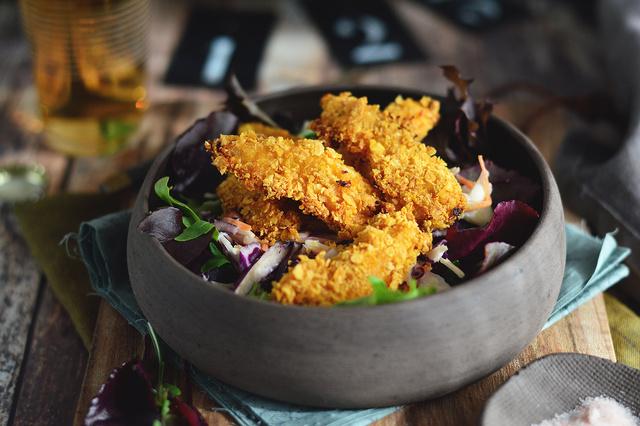 kukoricabundás csirke 2