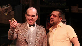 Fidelio Színházi Est: Amerikai bölény