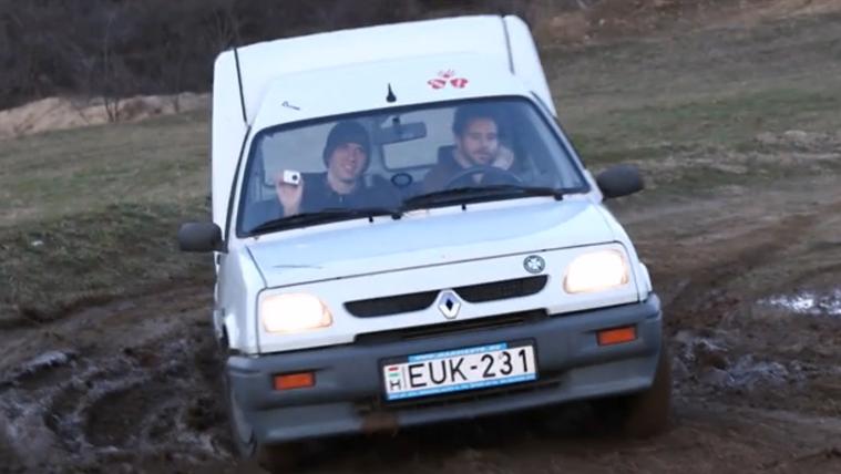 Nesze nektek SUV!