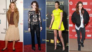 Ennyit változott Kristen Stewart stílusa az elmúlt 15 évben