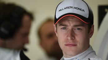 McLaren-Honda: Megtaláltuk az új Alonsót