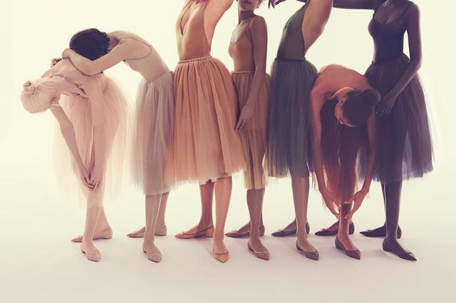A Solasofia cipők közül mindenki talál testszínűt, bármilyen árnyalatú is legyen  a bőre.