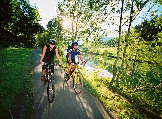 Mura-menti kerékpárút