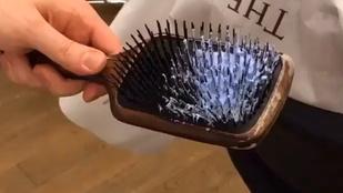 Ennél olcsóbb megoldás nem lesz, ha ombre hajat akar