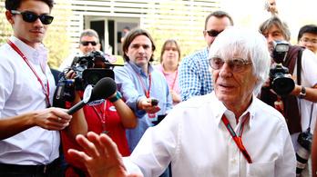F1: Ecclestone megtört, visszatér a régi időmérő