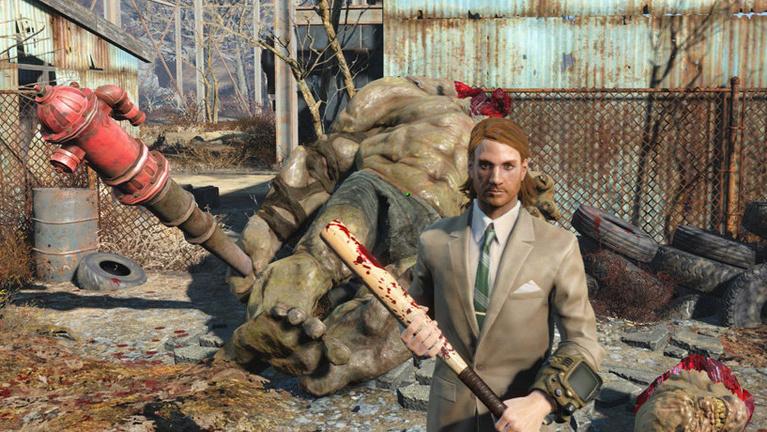 A brit filmakadémia szerint 2015 legjobb játéka a... Fallout 4. Komolyan???